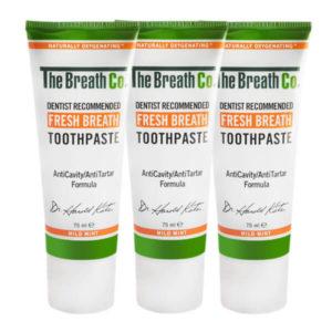 beste tandpasta stinkende adem