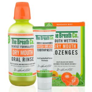 beste producten tegen droge mond