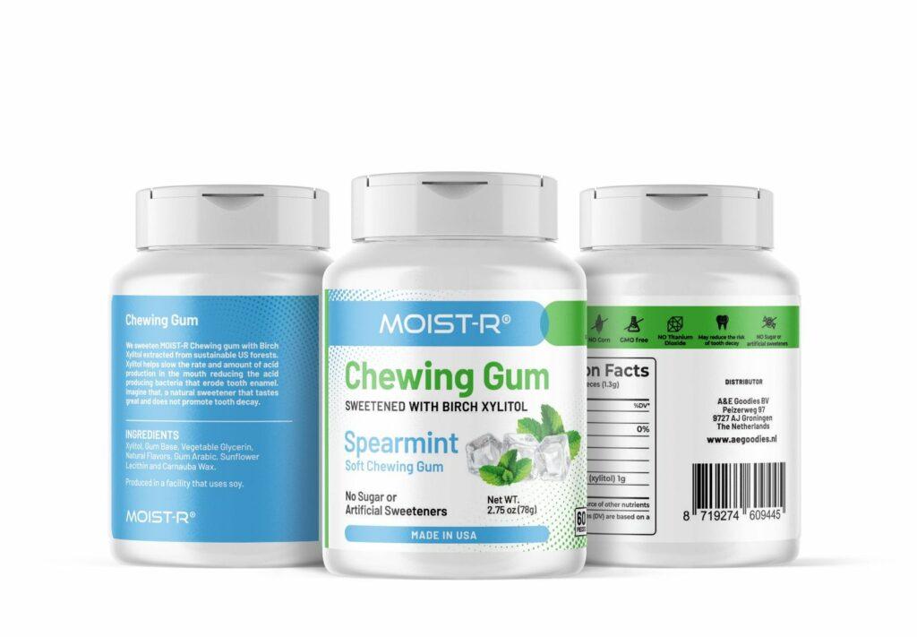 Moist-R kauwgom