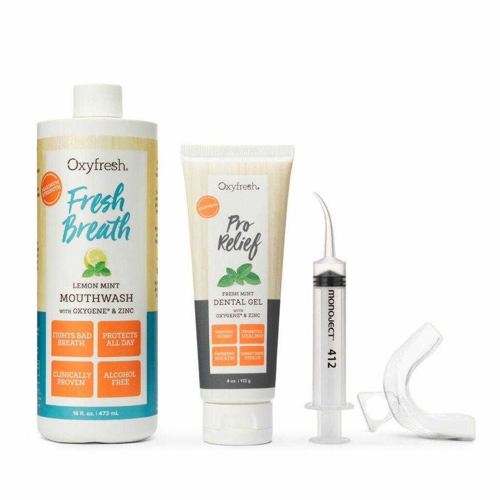 Oxyfresh Fresh Breath Kit