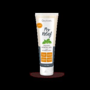 Oxyfresh Pro Relief Dental Gel