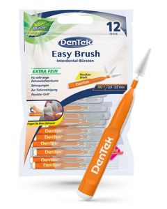 Dentek Easy Brush Ragers extra fijn 2-3 mm