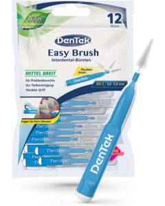 Dentek Easy Brush Ragers 3 - 5 MM ISO 3