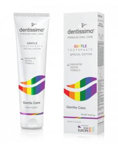 Dentissimo Gentle Tandpasta Limited Editie