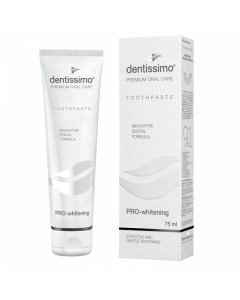 Dentissimo Pro Whitening Tandpasta Toothpaste 75 ML