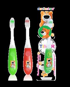 Dentissimo Tandenborstel Kids 3-6 Jaar Met Timer Licht