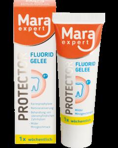 Mara Expert Fluoride Gel Protector Tegen Gaatjes Cariës