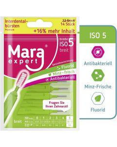 Mara Expert Interdentale Ragers ISO 5 Breed 0,8 mm