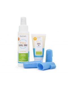 Oxyfresh pet dental kit
