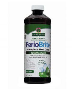 PerioBrite Mondwater Mouthwash Natuurlijk
