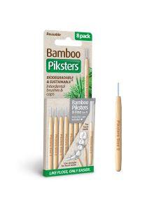 Piksters Bamboe Interdentale Ragers Maat 0