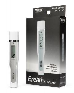 tanita slechte adem tester meter halitose meten