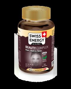 Swiss energy sterke nagels, haar en mooie huid