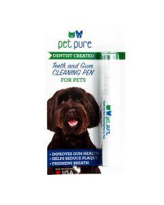 pen om tandsteen mee te verwijderen bij hond en kat