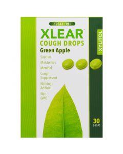Xlear Keelpastilles Green Apple