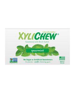 Xylichew Kauwgum Ice Mint Spearmint Peppermint Kaneel Xylitol 12 stuks