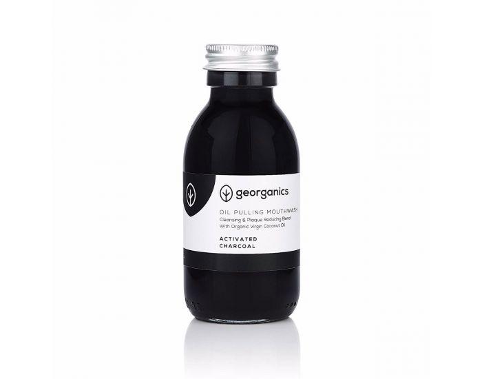 Verwonderend UK Organics Charcoal Mondolie Voor Witte Tanden GT-67