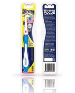 Piksters Reverse Focus tandenborstel met hoek